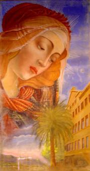 La Madonna protegge Casa S. Maria