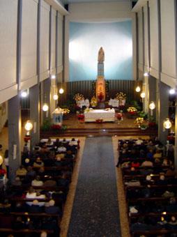 Santuario interno
